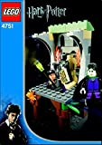 """INSTRUCTION MANUALS for Lego Harry Potter Set #4751 """"HARRY AND THE MARAUDERS MAP"""""""