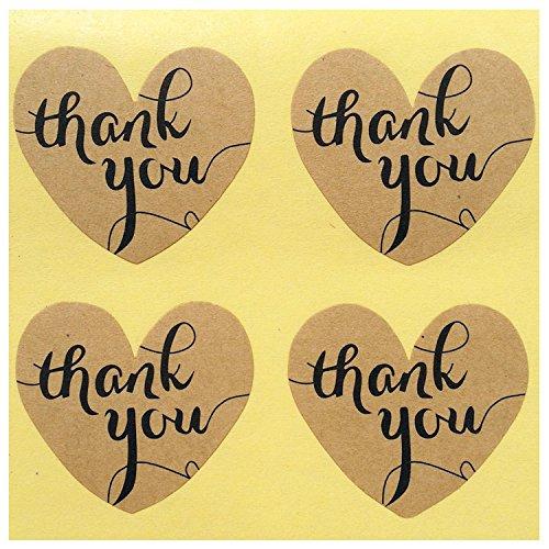 60-x-kraft-marrone-thank-you-cuore-adesivi