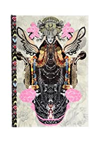 Christian lacroix Virgin Notebook, 5.875 x 8.25 Inches, 128 Ruled Pages (19346)