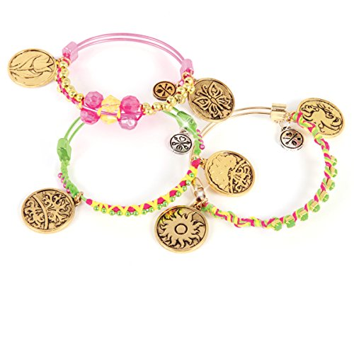 Charmazing All Wrapped Up Bracelets - Seasons Collection - 1