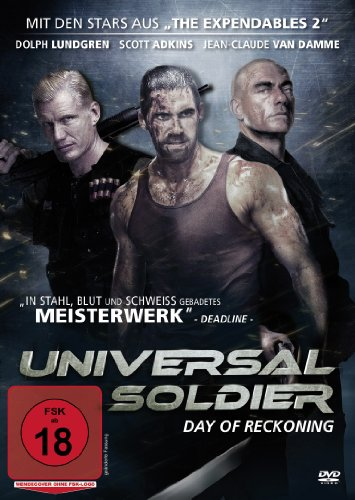 Universal Soldier - Day of Reckoning