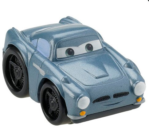 Fisher Price Disney Cars 2 Wheelies Finn McMissle