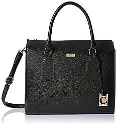 Cathy London Women's Handbag (Black, Cathy206)