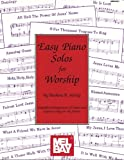 Easy Piano Solos for Worship