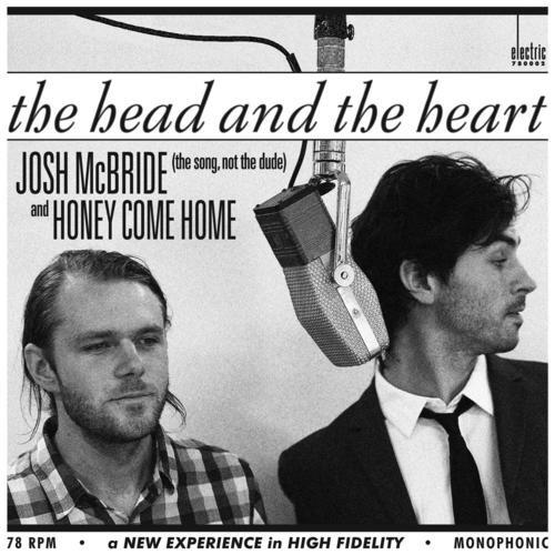 Josh Mcbride / Honey Come Home (10'' 78Rpm Vinyl)