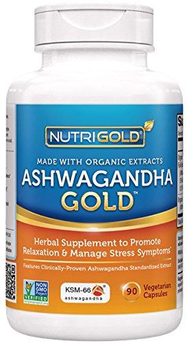 Ashwagandha capsules dosage