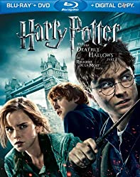 Harry Potter And The Deathly Hallows: Part 1 (Bilingual) [Blu-ray + DVD + Digital Copy]