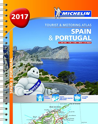 spain-portugal-2017-a4-spiral-bound-michelin-tourist-and-motoring-atlases