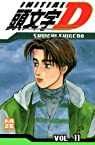 Initial D, tome 11