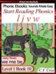 Start Reading Phonics 1.10 (l j v w)...