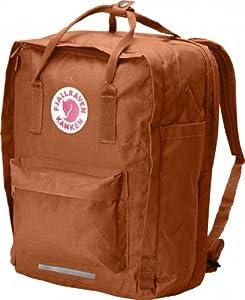 Fjallraven Kanken Backpack, Brick, 15-Inch
