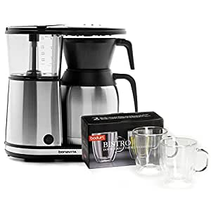 Bonavita Bv1900ts 8 Cup Coffee Maker With
