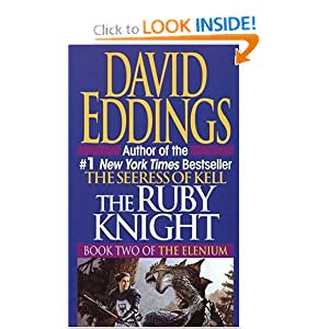 The Ruby Knight (Book Two of the Elenium)