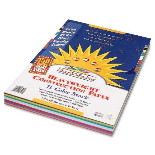 SunWorks Construction Paper, 12