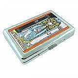 The High Priestess Tarot Metal Silver Cigarette Case Holder Box D-023