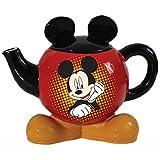 Westland Giftware Ceramic Teapot, 7.5-Inch, Disney Mickey Ears