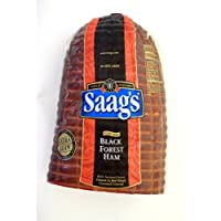 Saag's Black Forest Ham (approx. 6lbs) from Saag's