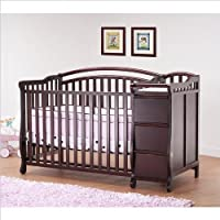 Eva Convertible Crib N Bed