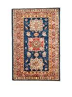 RugSense Alfombra Kazak Super Azul/Multicolor 121 x 78 cm