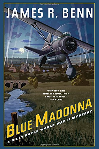 Blue Madonna (A Billy Boyle WWII Mystery)