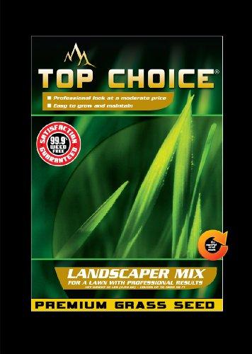 Mountain View Seed 17625 Top Choice 3-Way Perennial Ryegrass Grass Seed Mixture, 10-Pound