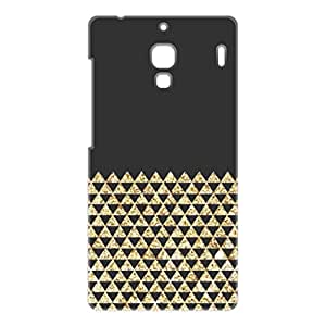 a AND b Designer Printed Mobile Back Cover / Back Case For Xiaomi Redmi 1S (XOM_R1S_3D_3084)