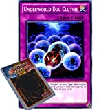 YuGiOh : GENF-EN068 1st Ed Underworld Egg Clutch Common Card - ( Generation Force Yu-Gi-Oh! Single Card )