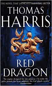 THOMAS DRAGON HARRIS RED
