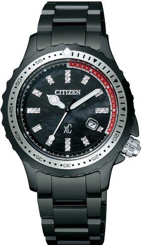 [シチズン]CITIZEN 腕時計 xC クロスシー 80周年記念限定モデル Eco-Drive エコ・ドライブ XCA38-9181 レディース