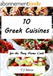 Greek Cuisines for the Busy Home Cook...