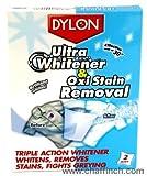 Dylon Ultra White Tbag + Oxi 2 sachet
