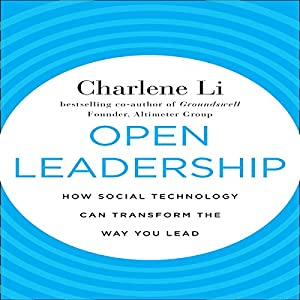 Open Leadership Audiobook