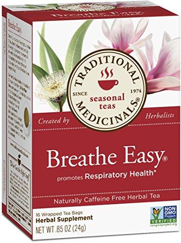 Traditional Medicinals Breathe Facile, 16-Count