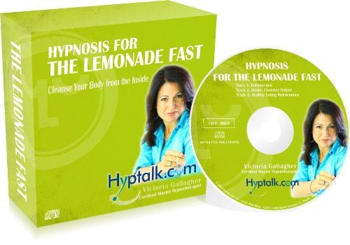 Hypnosis For The Lemonade Fast