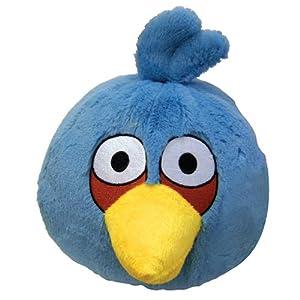 "Angry Birds 8"" Large Plush - Blue Bird"