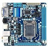 GIGABYTE マザーボード Mini-ITX LGA1156 Intel H55 DDR3 PCI-Ex16 PCI-E S-ATA USB3.0 USB2.0 GbE GA-H55N-USB3