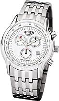 U.Auer Titanium Classic ZU-411-SMR Watch Made in Germany