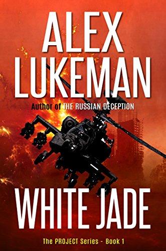 White Jade by Alex Lukeman ebook deal