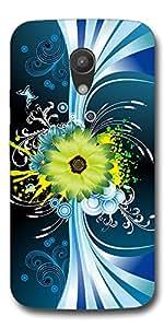 SEI HEI KI Designer Mobile Back cover Case for Motorola Moto G (2nd Gen.)