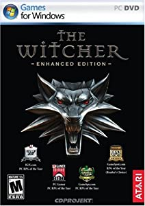 The Witcher Enhanced Edition  (Fr/Eng software)