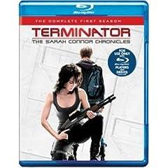 Terminator: The Sarah Connor Chronicles Season 1 [Blu-ray]