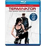 Terminator: The Sarah Connor Chronicles - The Complete First Season [Blu-ray] ~ Lena Headey