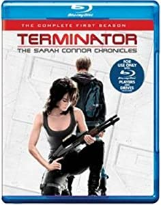 Terminator: The Sarah Connor Chronicles, Season 1 [Blu-ray]