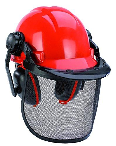 Einhell-Forstschutzhelm-BG-SH-1-klappbarer-und-verstellbarer-Gesichtsschutz-Gehrschutz