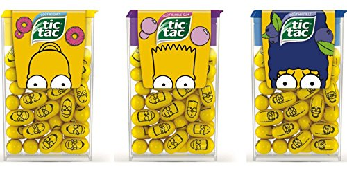lot-3-tic-tac-edition-limitee-the-simpsons-18g-marge-homer-bart