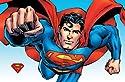 Superman Poster - Famous Dc Comics Flying - New 24x36