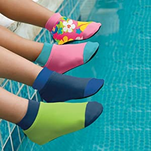 Sun Smarties Kids Water Socks