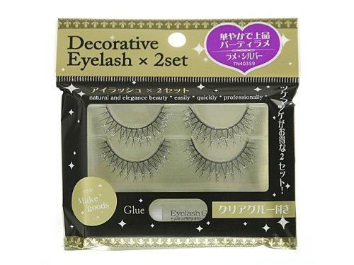 Decorative SHOーB Decorative アイラッシュ アイラッシュ&グルーセット TN40359
