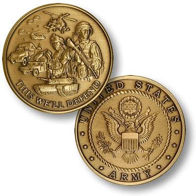 U.S. Army Theme Coin