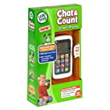 New Leapfrog Green Kids Childrens Educational Chat And Count Smart Phone Toy Uk